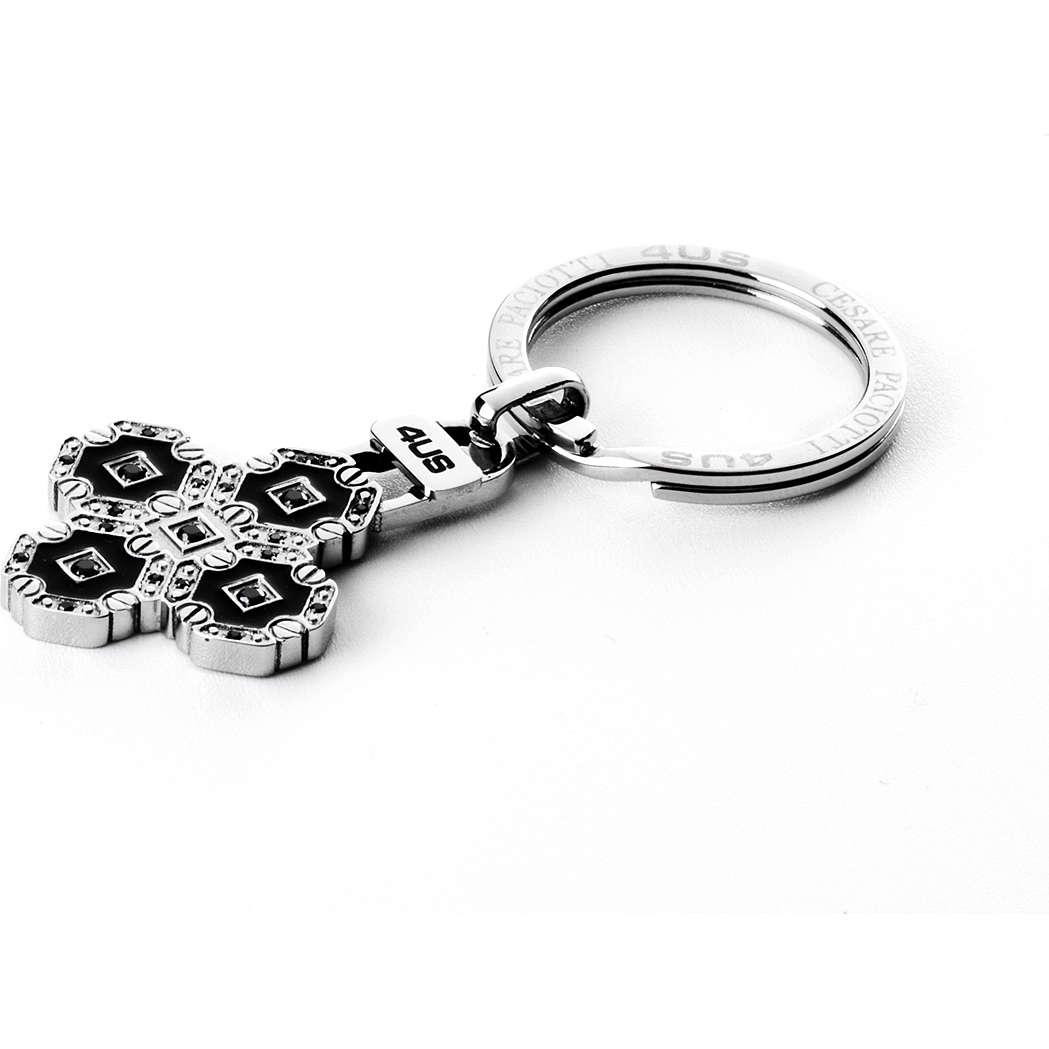portachiavi unisex gioielli 4US 4UPC0899