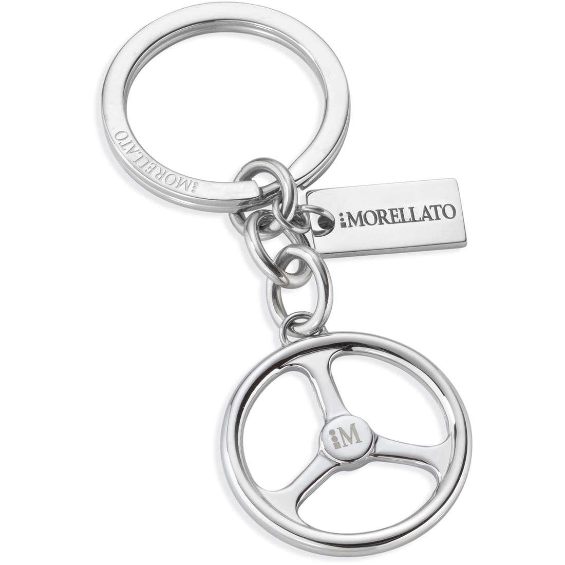 portachiavi uomo gioielli Morellato CORSA STEERING WHEEL SU3031