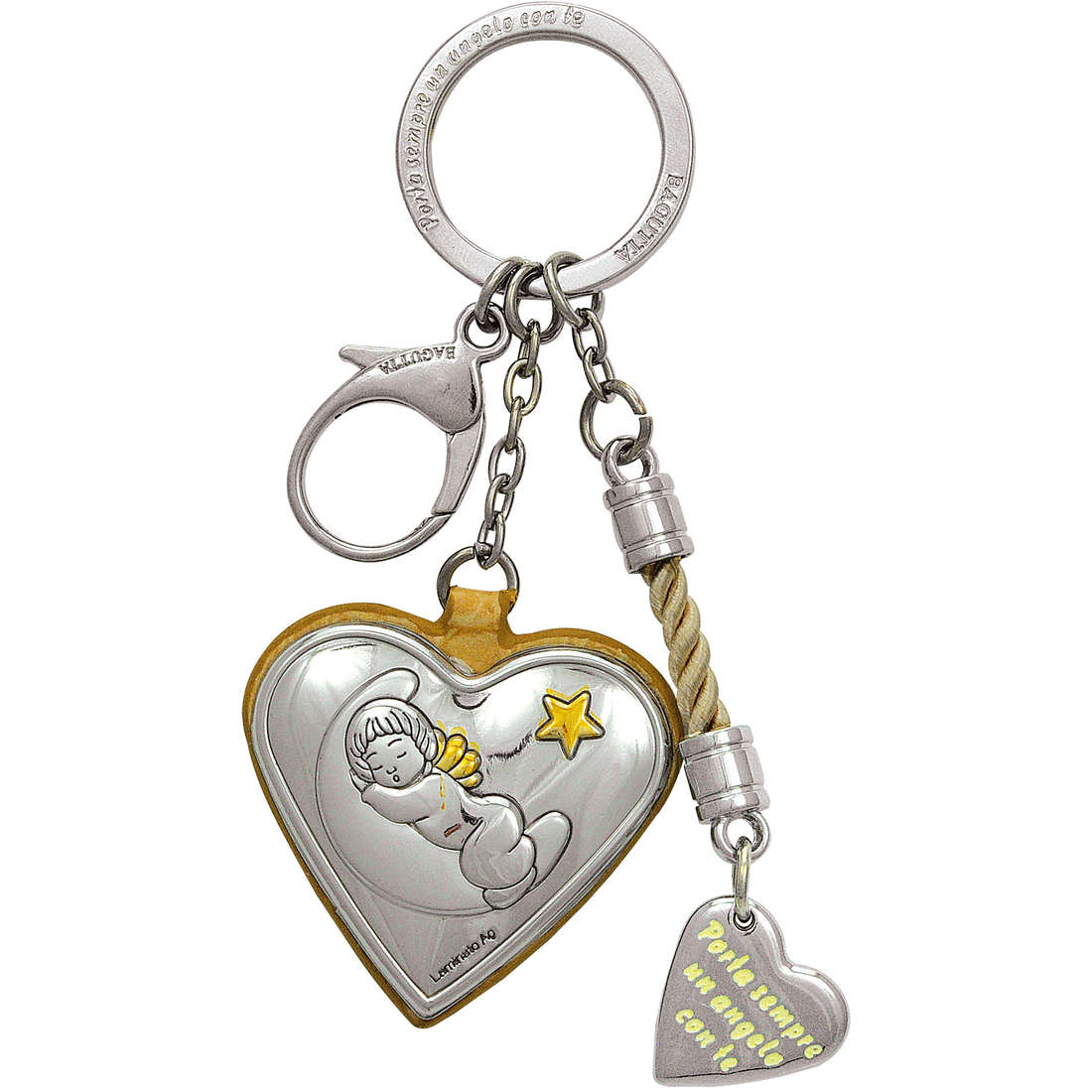 porte-clés femme bijoux Bagutta 1700-05
