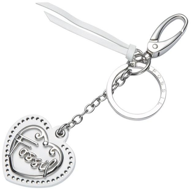 porte-clés femme bijoux Fossil JF84229040