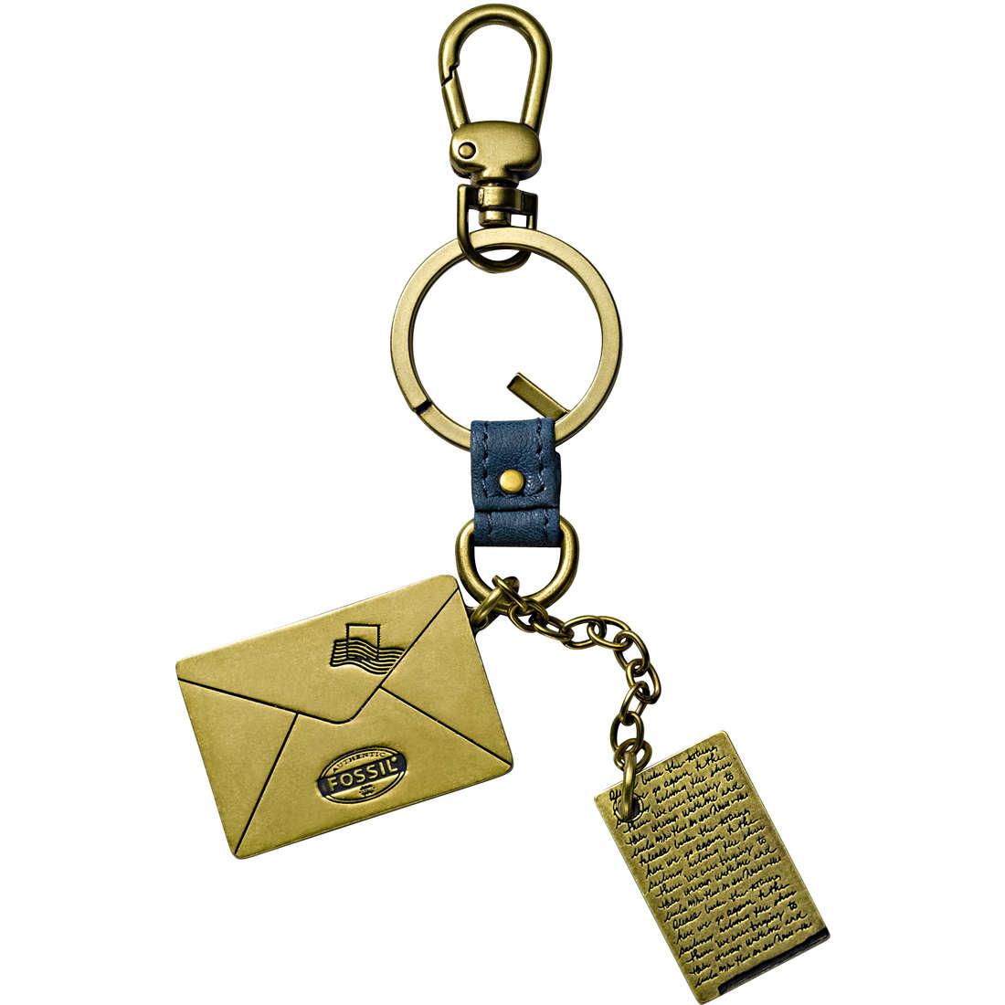 porte-clés femme bijoux Fossil SL3176400