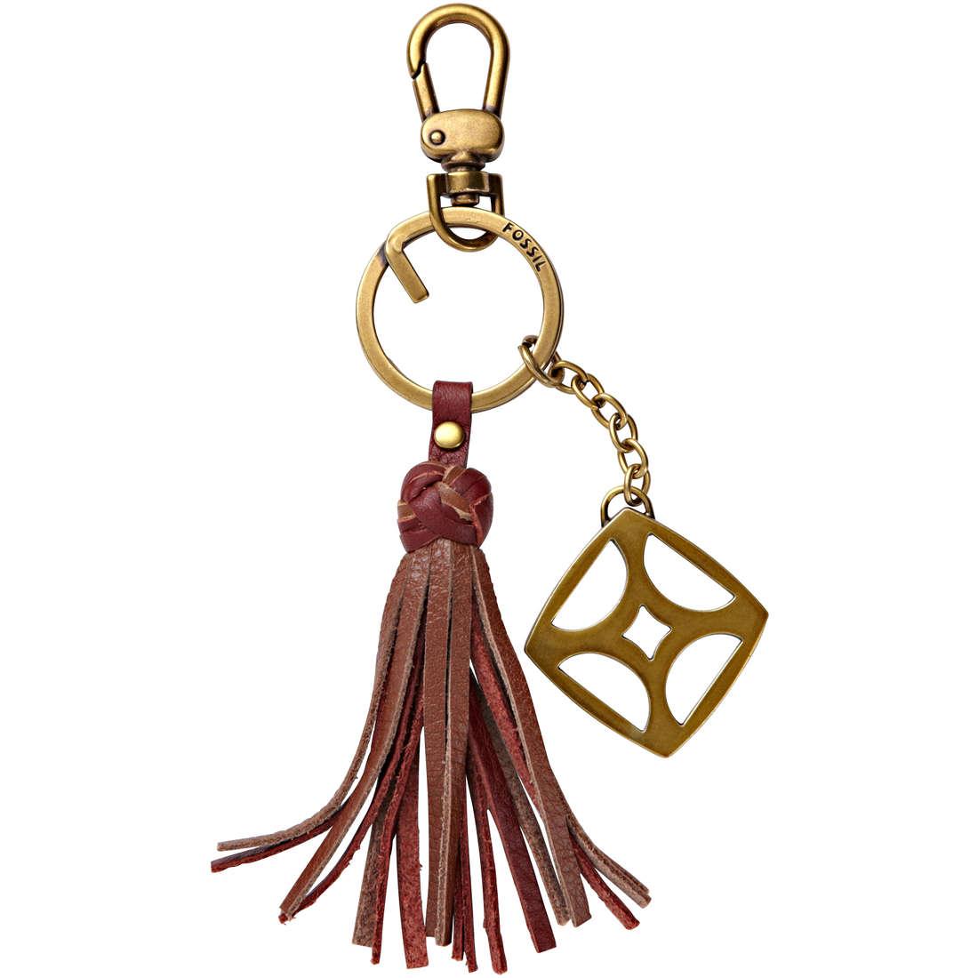 porte-clés femme bijoux Fossil SL3942995