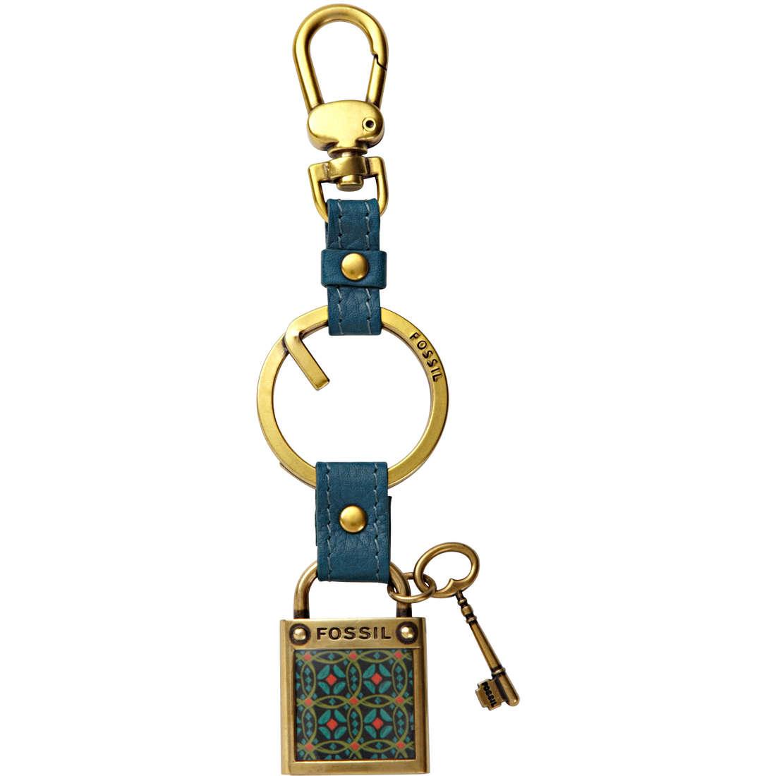 porte-clés femme bijoux Fossil SL3943403
