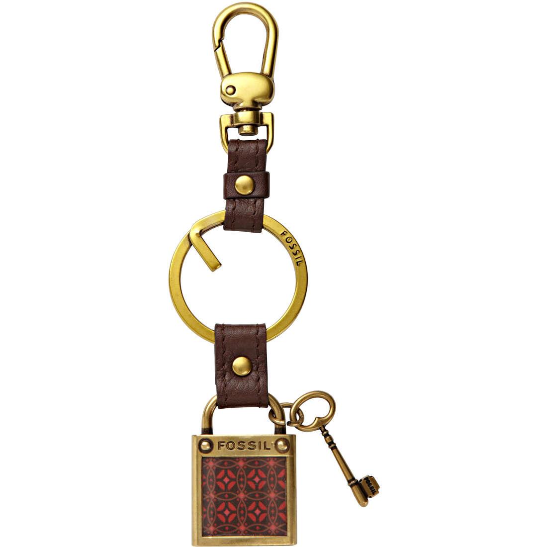 porte-clés femme bijoux Fossil SL3943995