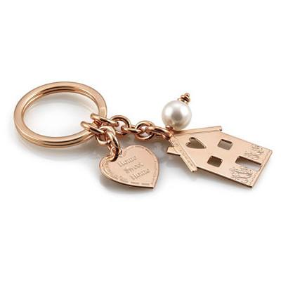 porte-clés femme bijoux Nomination Swarovski 131700/018