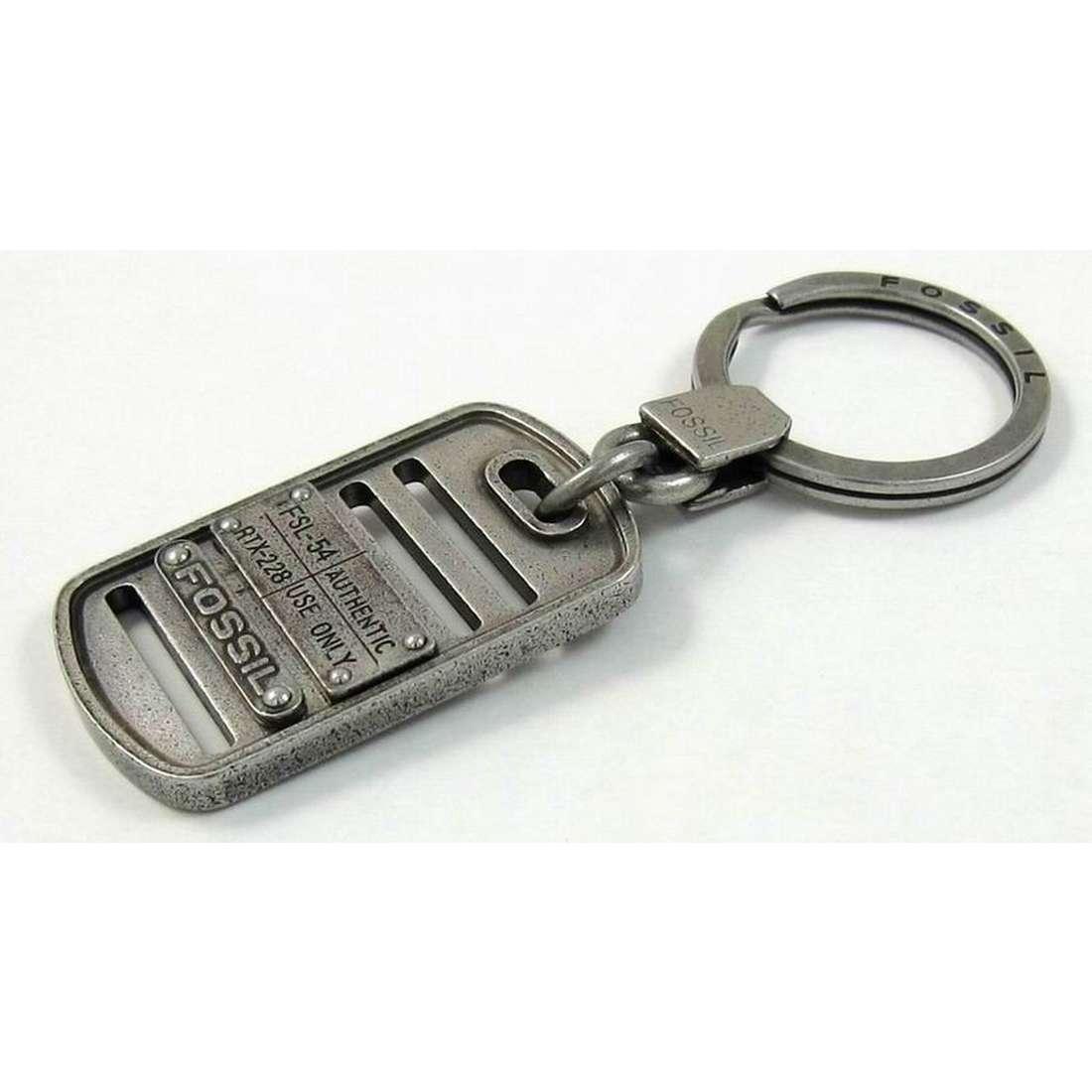 porte-clés homme bijoux Fossil JF85659040