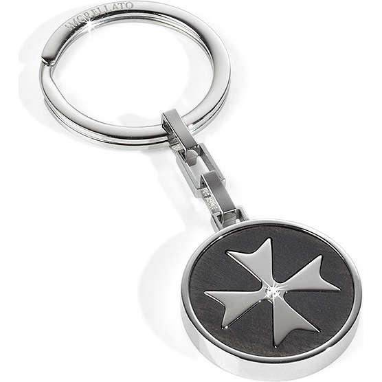 porte-clés homme bijoux Morellato Cross SU5122