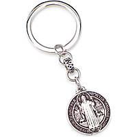 porte-clés unisex bijoux Amen San Benedetto PCSB