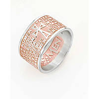 ring man jewellery Amen Padre Nostro PNLAR-24