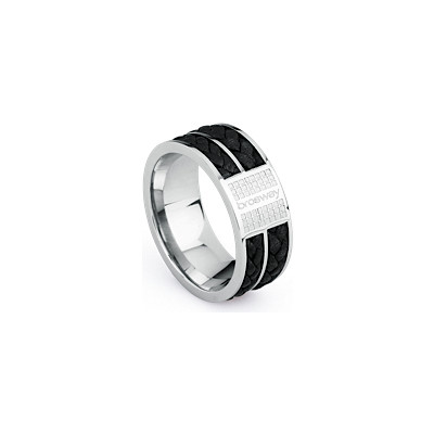ring man jewellery Brosway Shadow BHW32C