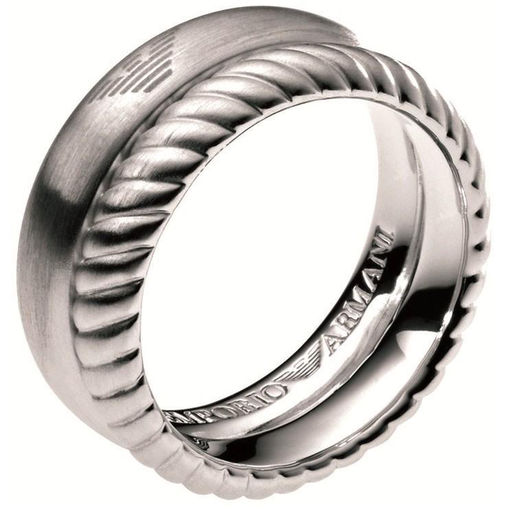 ring man jewellery Emporio Armani EG2784040514