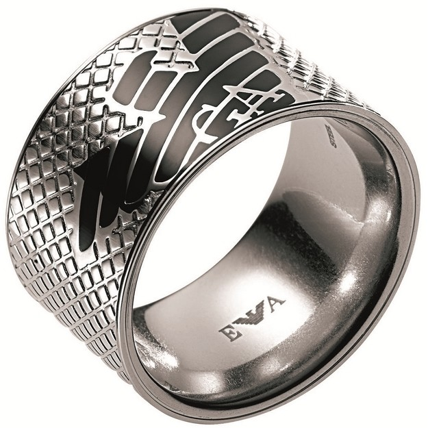 ring man jewellery Emporio Armani EGS1094040514