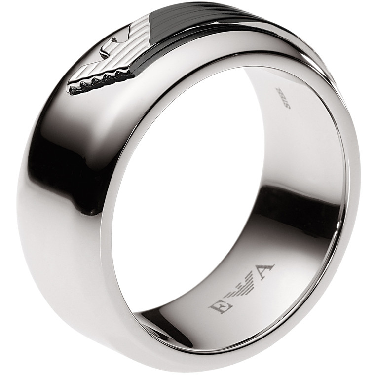 ring man jewellery Emporio Armani EGS1527040514