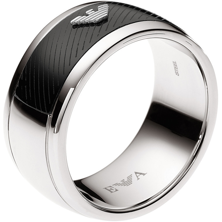 ring man jewellery Emporio Armani EGS1541040514