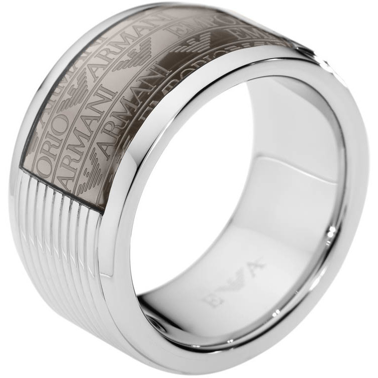 ring man jewellery Emporio Armani EGS1553040514