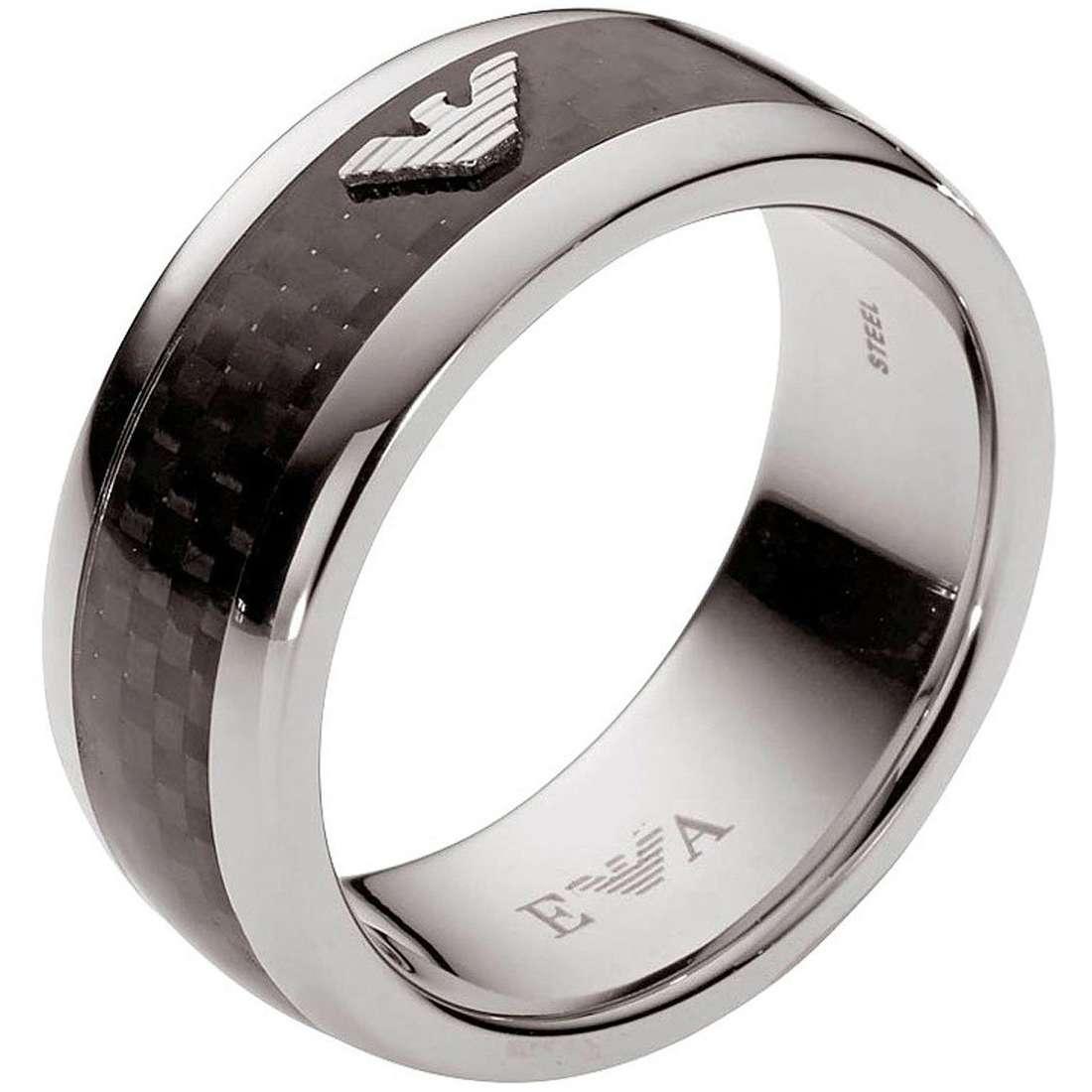 ring man jewellery Emporio Armani EGS1602040514