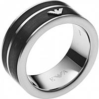 ring man jewellery Emporio Armani EGS2032040514