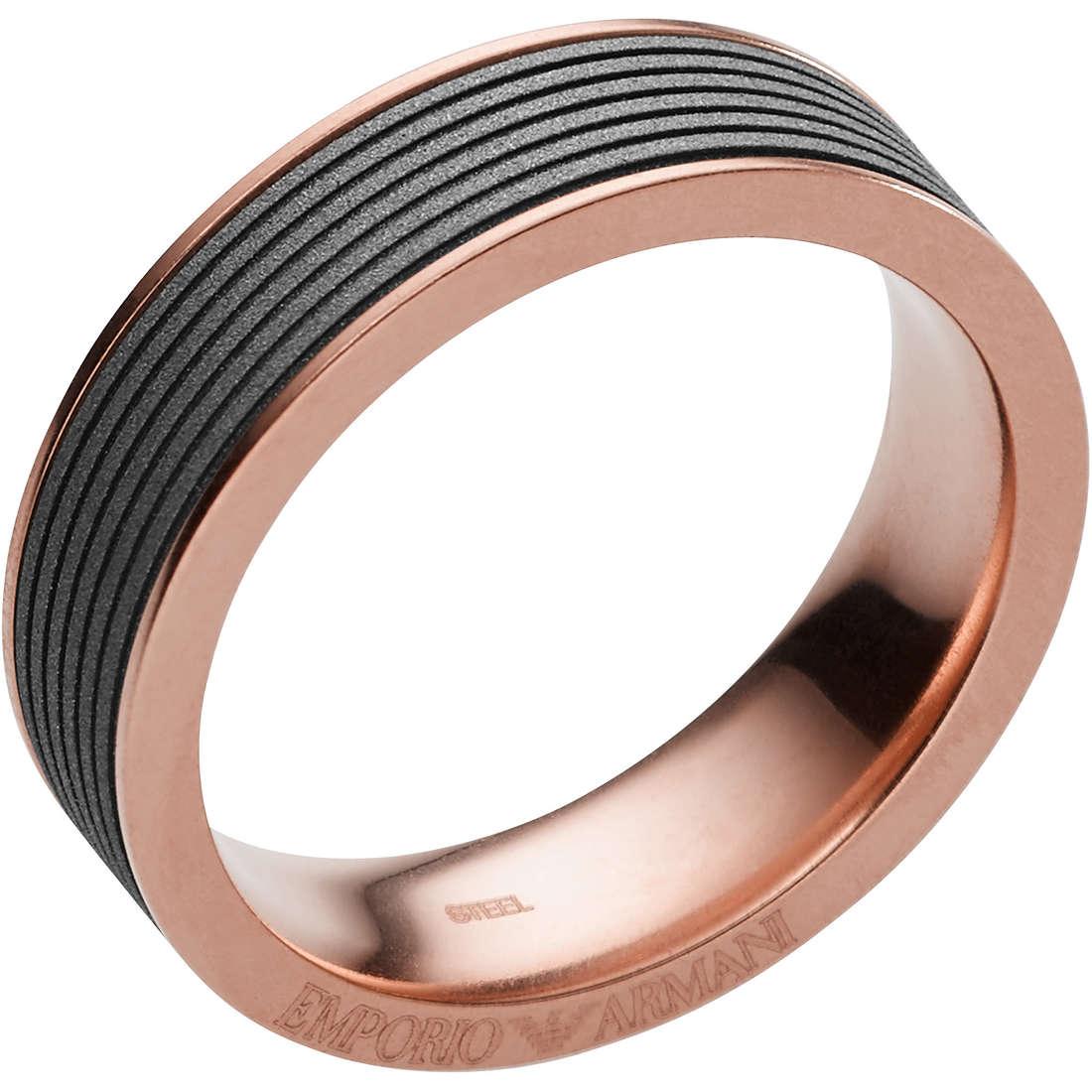 ring man jewellery Emporio Armani EGS2221221512