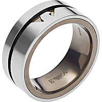 ring man jewellery Emporio Armani EGS2303040514