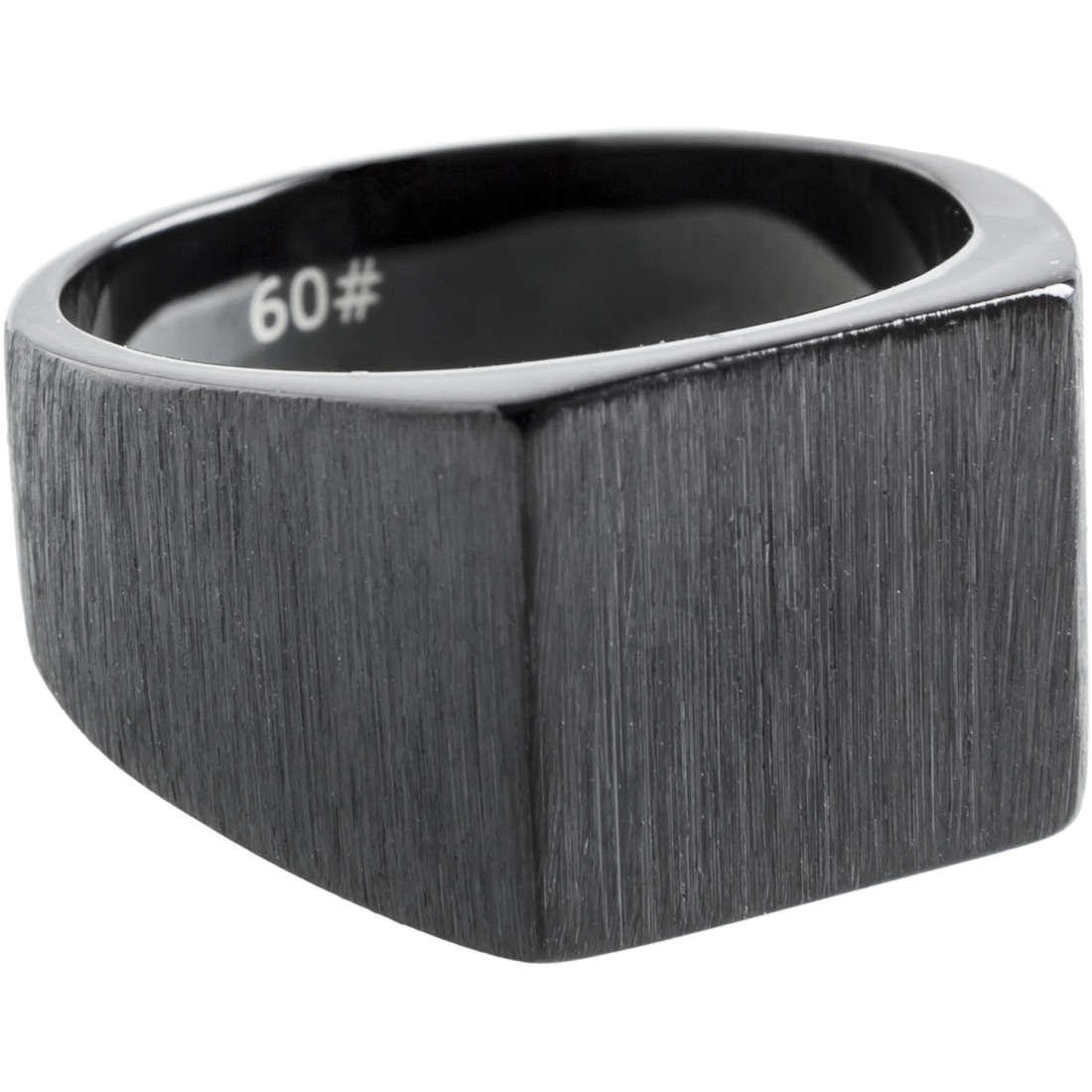 ring man jewellery Marlù 4AN0140N-18