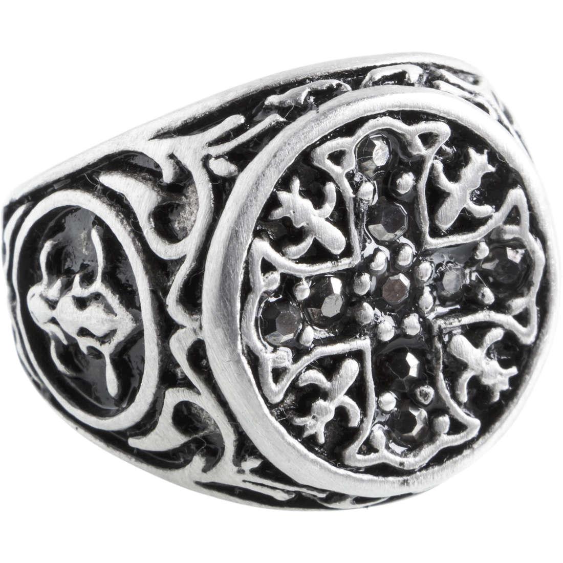 ring man jewellery Marlù Dark 4AN0137-24