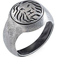 ring man jewellery Morellato Nobile SAKB22021