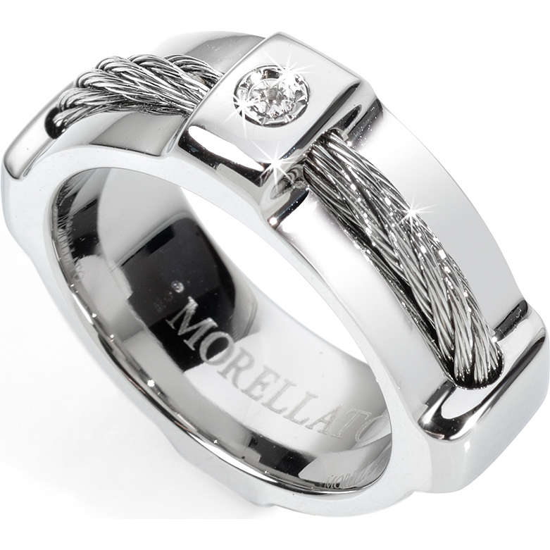 ring man jewellery Morellato SKK09025