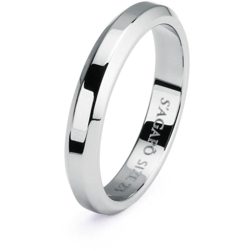 ring man jewellery Sagapò Fifth Avenue SAGAPOSFI31C