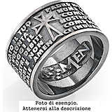 ring unisex jewellery Amen AMB-22