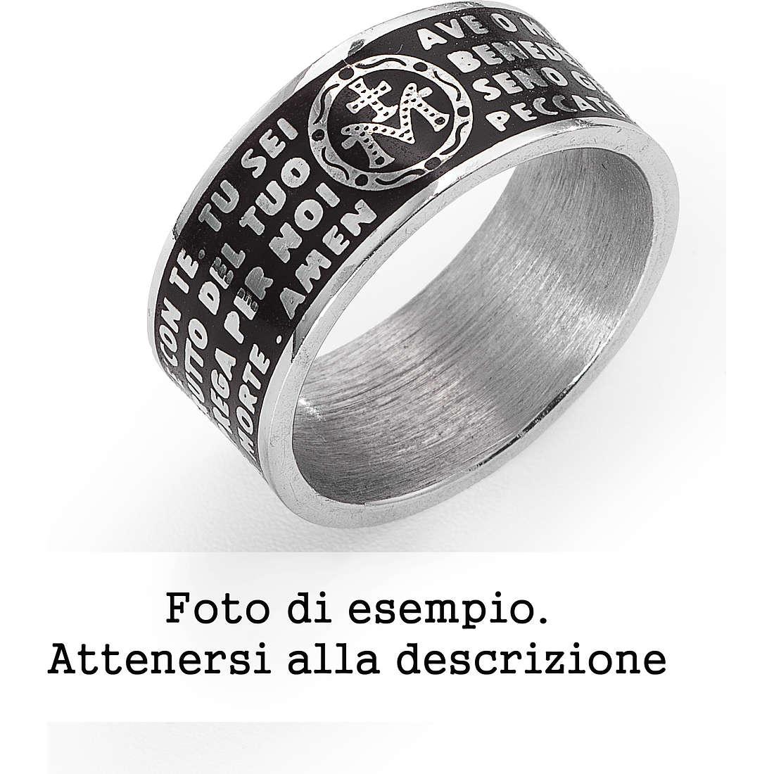 ring unisex jewellery Amen AMS02-14