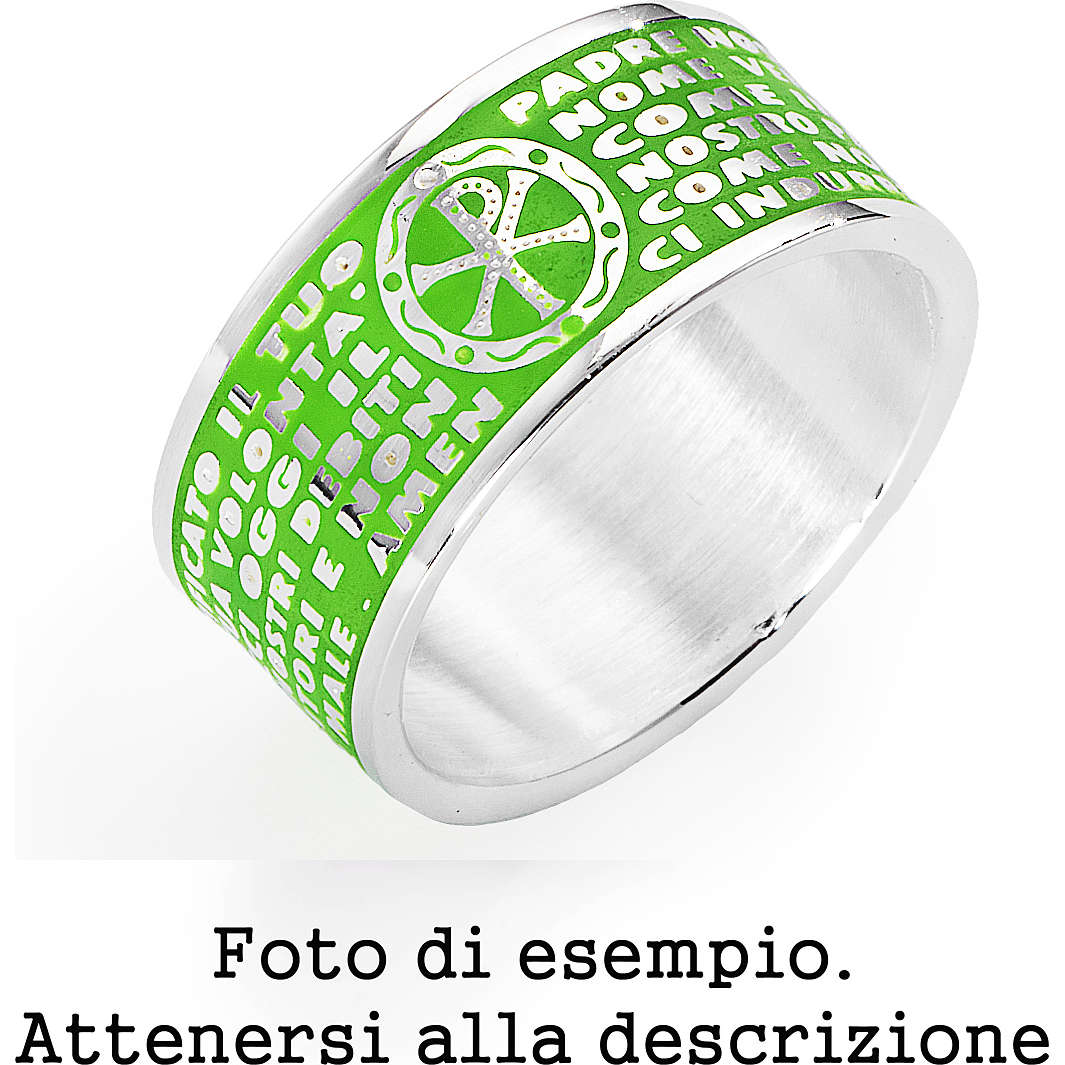 ring unisex jewellery Amen AMS03-14