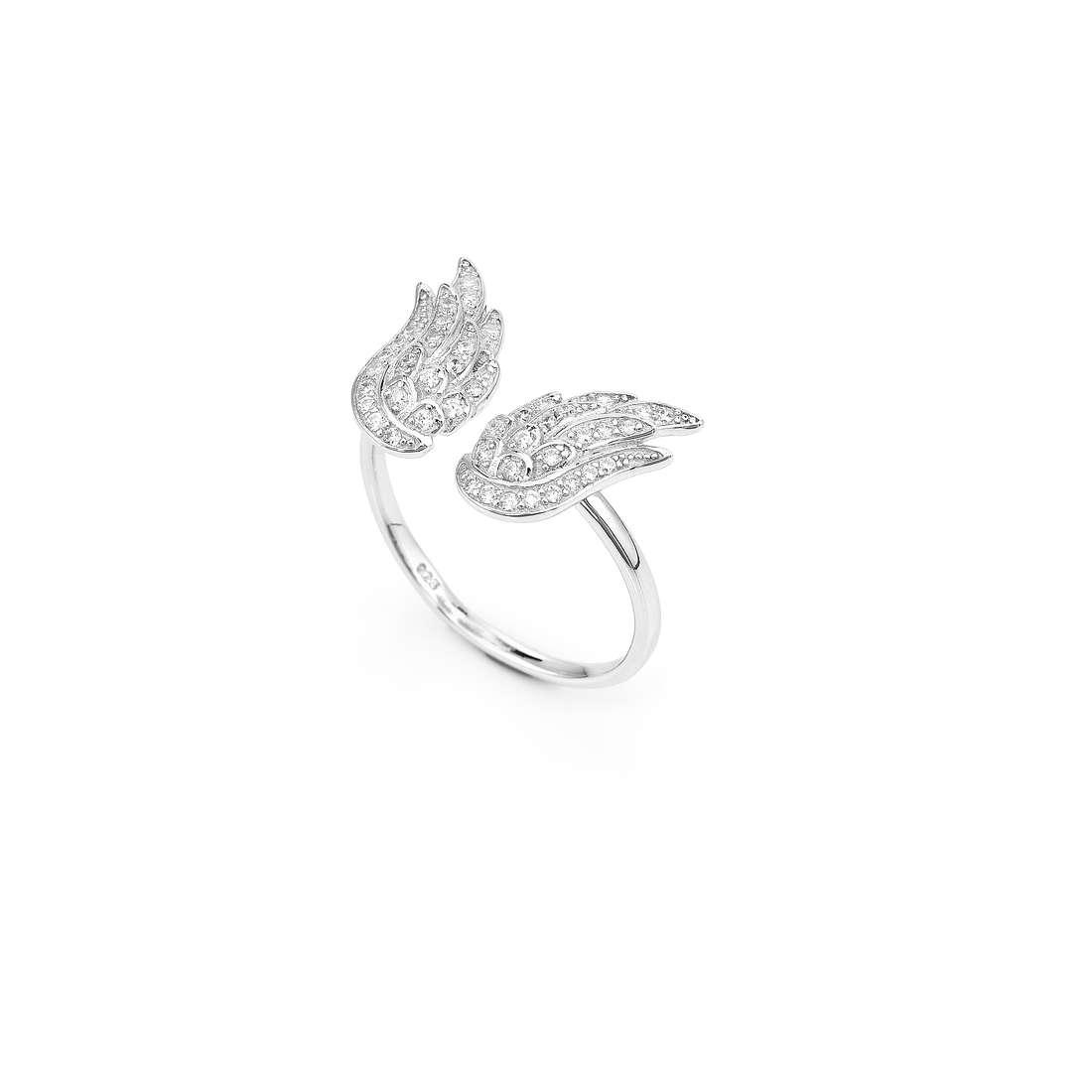 ring unisex jewellery Amen Angeli RW1