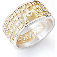 ring unisex jewellery Amen Ave Maria AMG-14