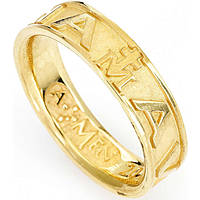 ring unisex jewellery Amen Ave Maria Italiano AVEG-14