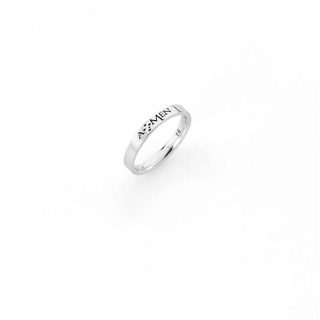 ring unisex jewellery Amen Fedina Grande FE002-10