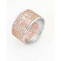 ring unisex jewellery Amen Padre Nostro PNLAR-16