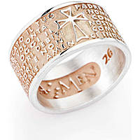 ring unisex jewellery Amen Padre Nostro PNR-14