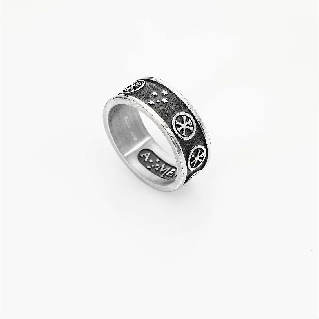 ring unisex jewellery Amen Pax PAXN-14
