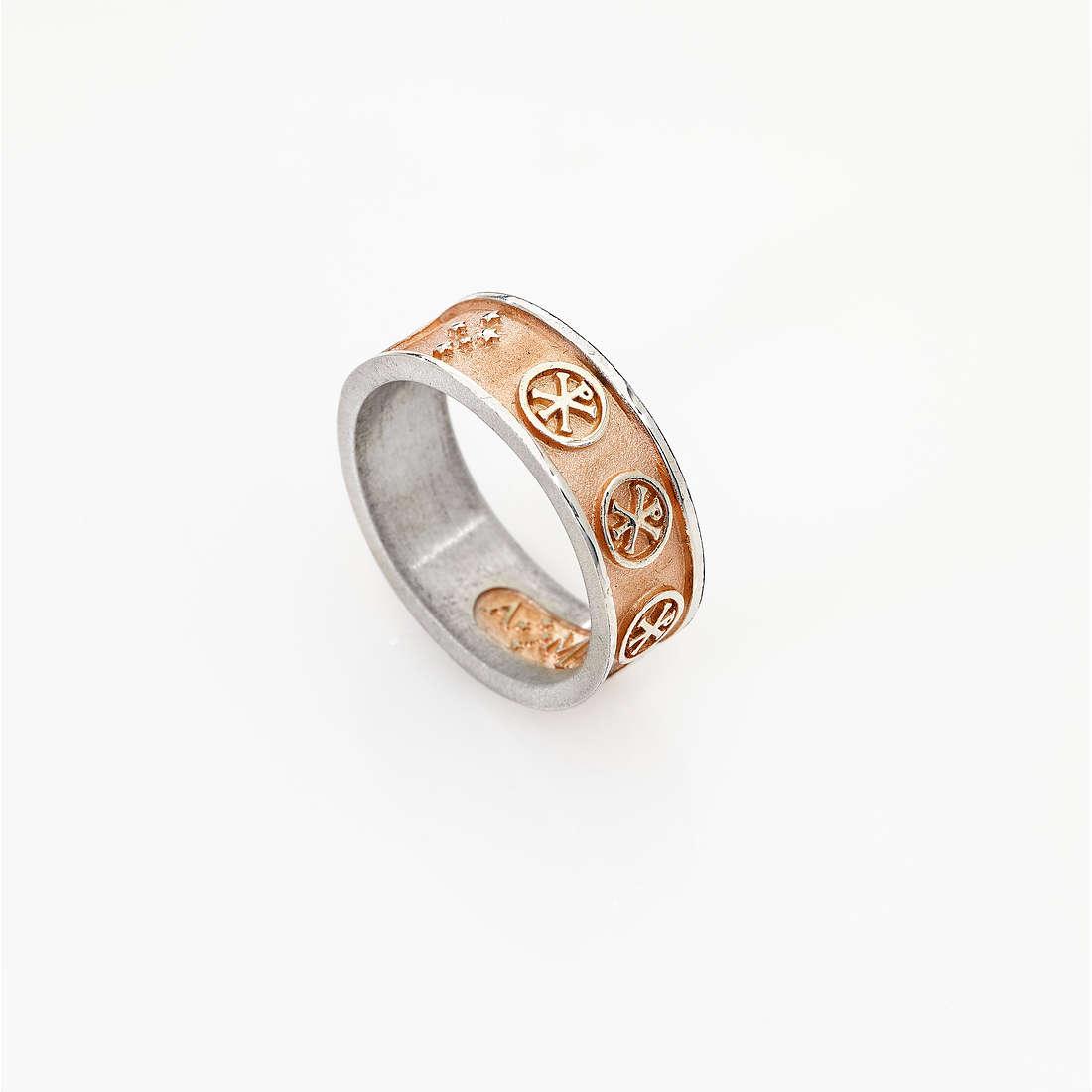 ring unisex jewellery Amen Pax PAXR-12