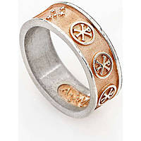 ring unisex jewellery Amen Pax PAXR-12
