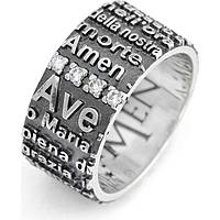 ring unisex jewellery Amen RAM-14