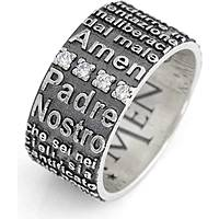 ring unisex jewellery Amen RPN-14