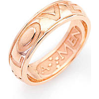 ring unisex jewellery Amen Ti Amo ALOR-18