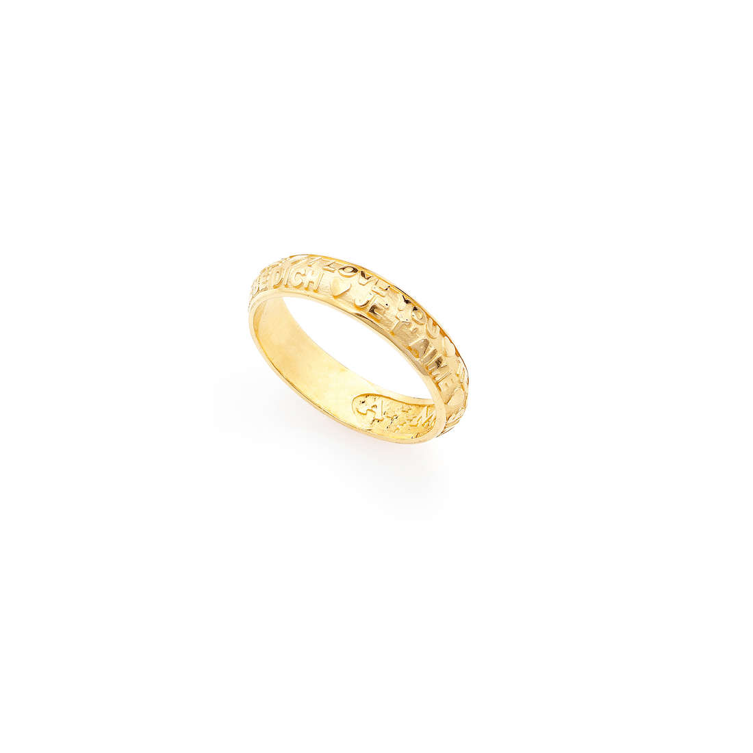 ring unisex jewellery Amen Ti Amo ATAG-14