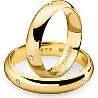 ring unisex jewellery Comete Fedi ANB 1107G M11