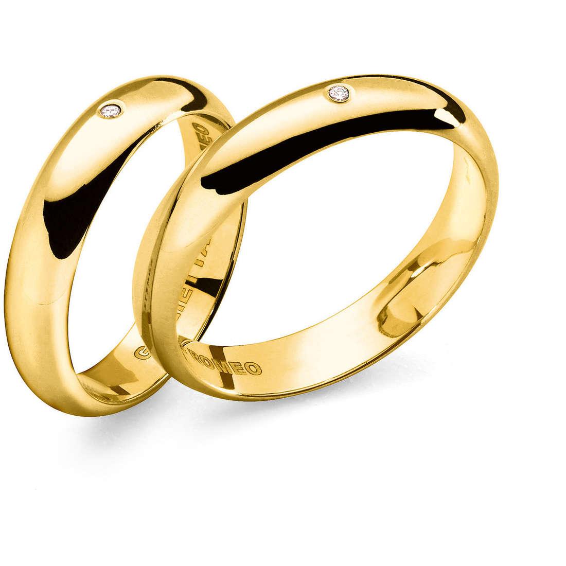 ring unisex jewellery Comete Fedi ANB 1108G M11