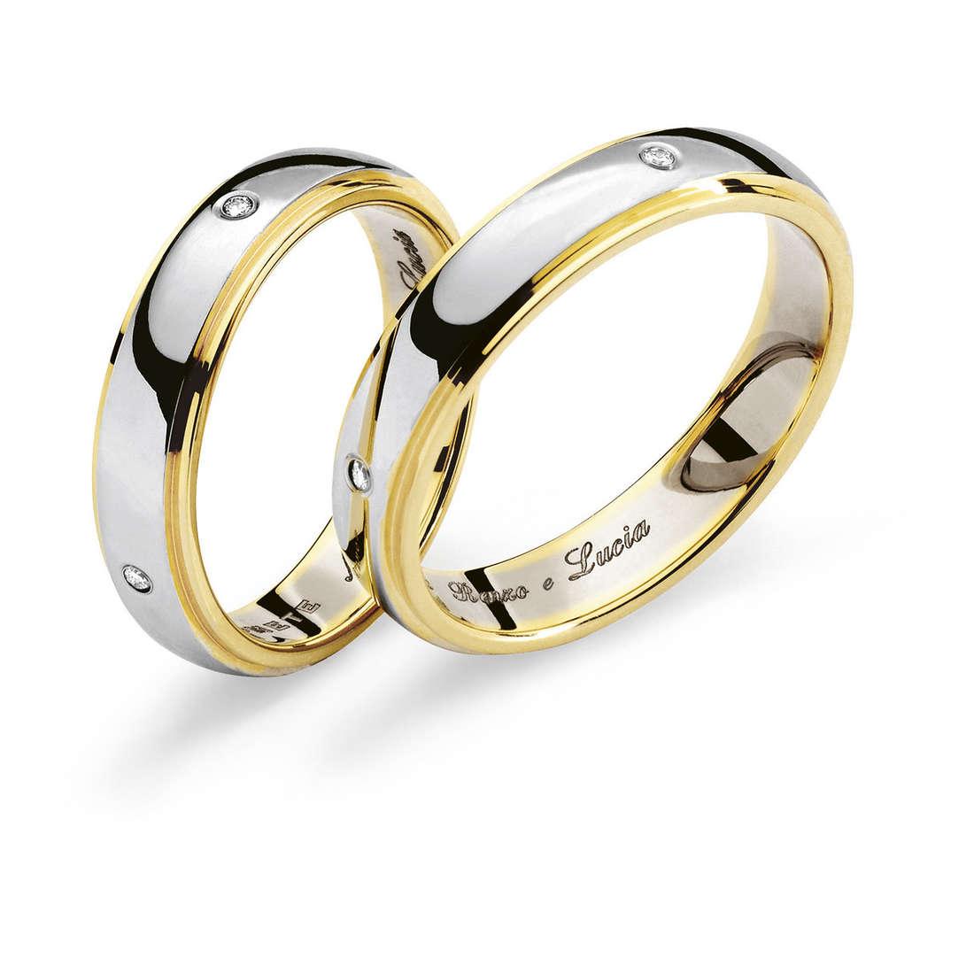 ring unisex jewellery Comete Fedi ANB 1110BG M11