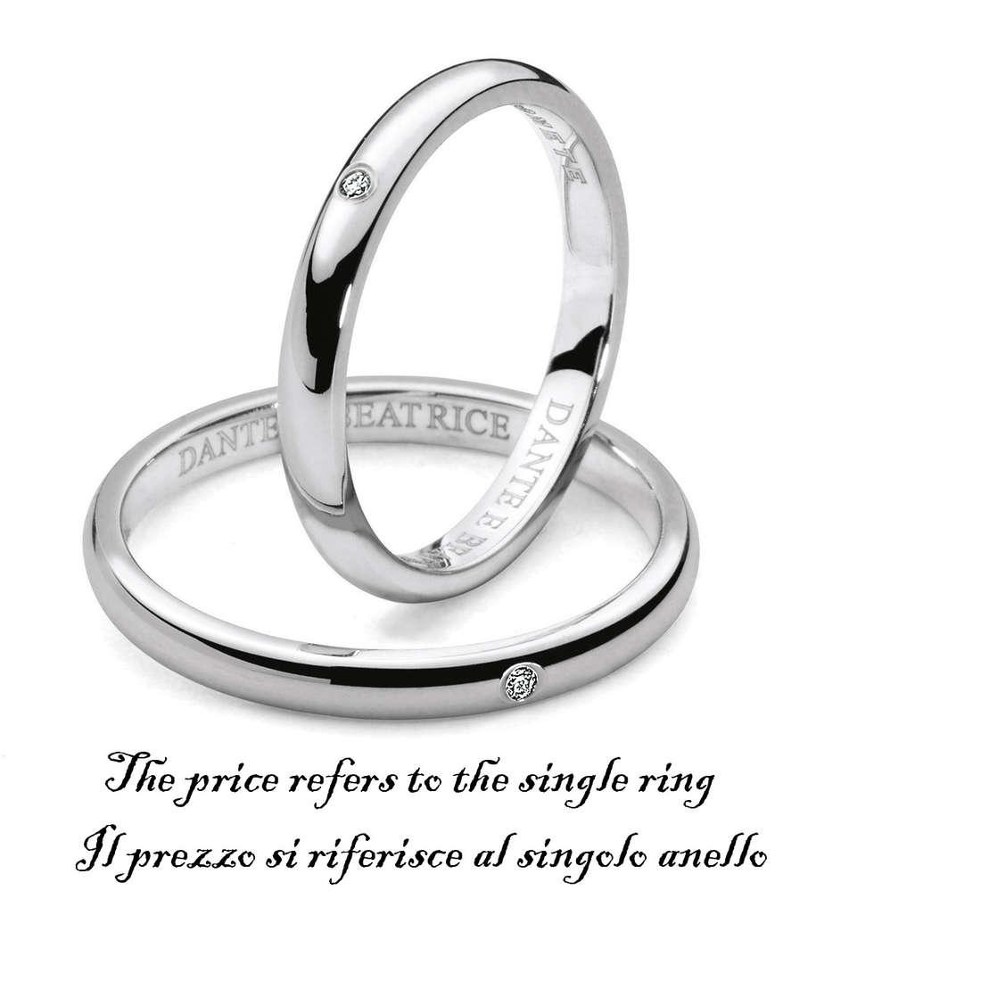 ring unisex jewellery Comete Fedi ANB 1121B M11