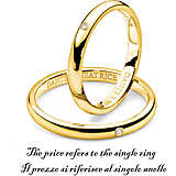 ring unisex jewellery Comete Fedi ANB 1121G M11
