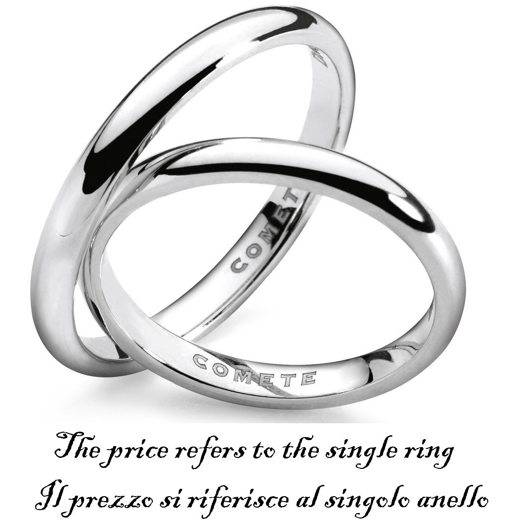 ring unisex jewellery Comete Fedi ANB 1122B M11